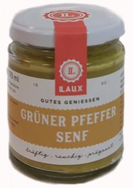 Grüner Pfeffer Senf