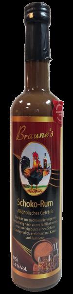 Schoko - Rum Eierlikör