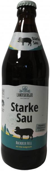 Starke Sau - Bockbier hell