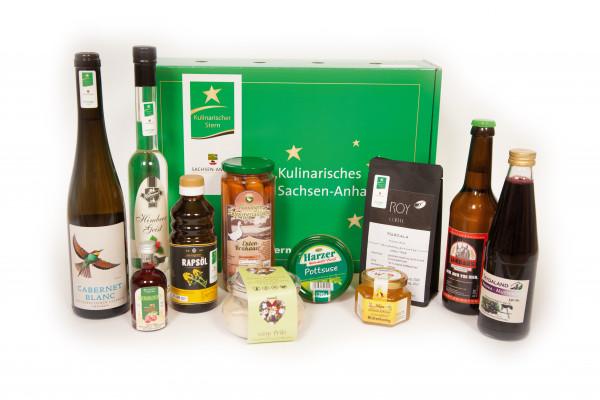 Kulinarische Sterne-Box Sachsen-Anhalt