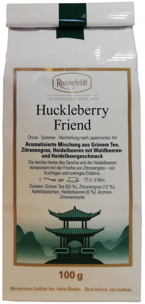 Ronnefeldt Huckleberry Friend