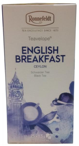 Ronnefeldt English Breakfast Teavelope®