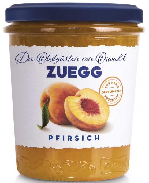 ZUEGG Pfirsich feiner Fruchtaufstrich