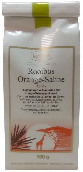 Ronnefeldt Rooibos Orange-Sahne