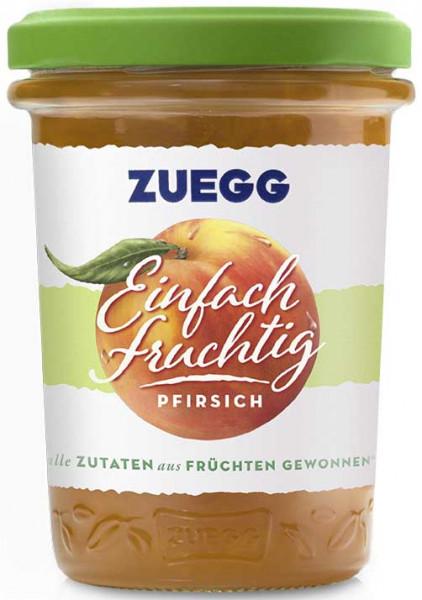 Einfach fruchtig Pfirsich / Fruchtaufstrich