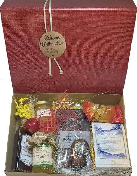 Weihnachts-Tee-Box II