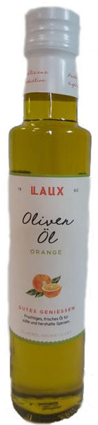 Oliven Öl Orange