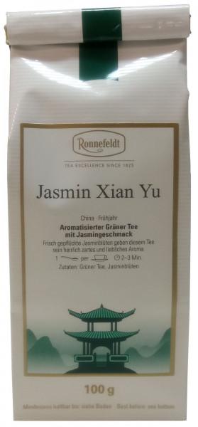 Ronnefeldt Jasmin Xian Yu