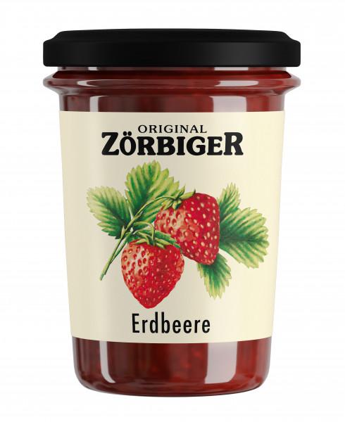 Original Zörbiger Erdbeer Fruchtaufstrich