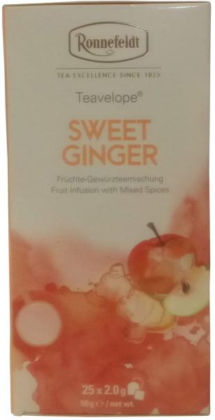 Ronnefeldt Sweet Ginger Teavelope®
