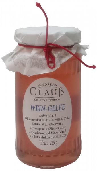 Weingelee Rosè