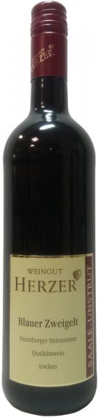 Blauer Zweigelt Trocken Qualitätswein
