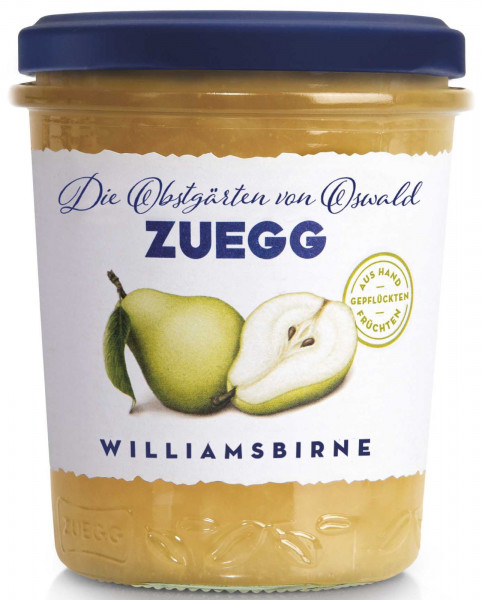 ZUEGG Williams Birne feiner Fruchtaufstrich