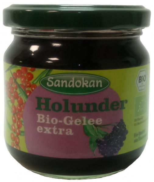 Bio Holundergelee extra
