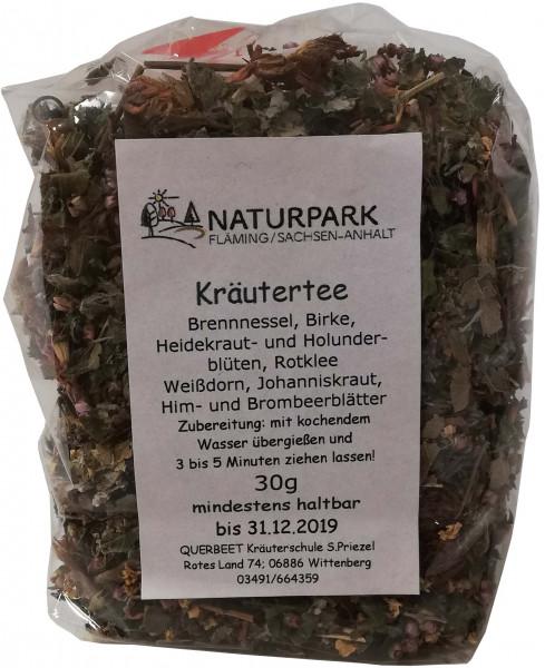 Naturpark Fläming Kräutertee