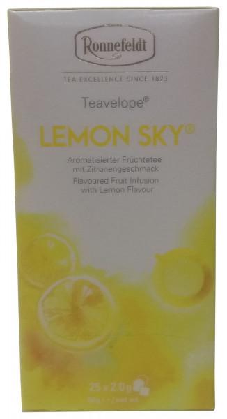 Ronnefeldt Lemon Sky® Teavelope®