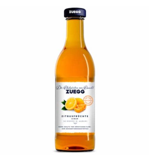Zitrusfrüchte - Fruchtsirup 425ml