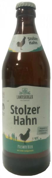 Stolzer Hahn - Pilsner Bier