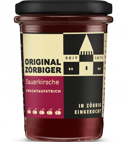Original Zörbiger Sauerkirsch Fruchtaufstrich