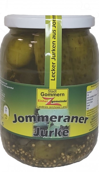 Jommeraner Jurke