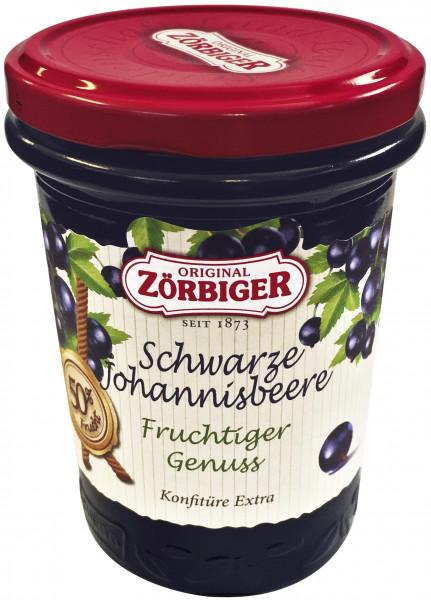 Original Zörbiger Schwarze Johannisbeere/ Konfitüre Extra