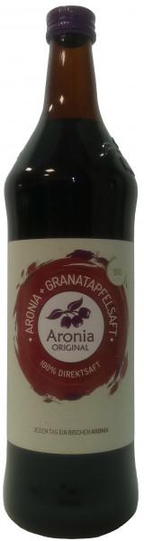 Bio Aronia + Granatapfel Direktsaft von Aronia Original