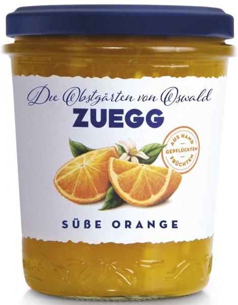 ZUEGG Süße Orange feiner Fruchtaufstrich