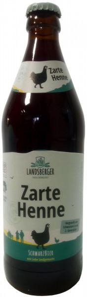 Zarte Henne - Schwarzbier