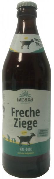 Freche Ziege/ Mai Bock