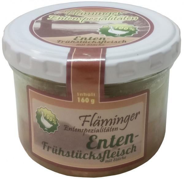 Fläminger Entenfrühstücksfleisch