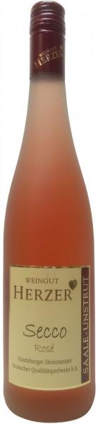 Secco Rosé Qualitätsperlwein b.A.