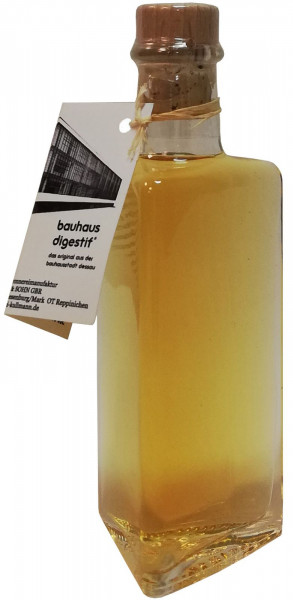 Bauhaus Digestif