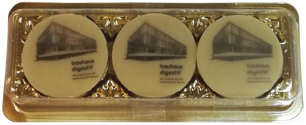 Bauhaus digestiv Pralinen