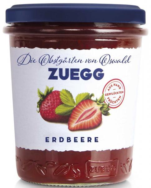 ZUEGG Erdbeere feiner Fruchtaufstrich