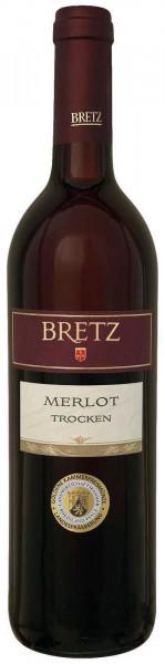 Merlot Trocken Qualitätswein