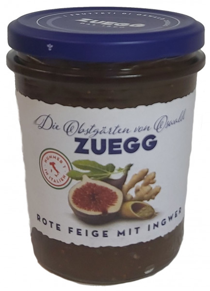 ZUEGG Rote Feige mit Ingwer
