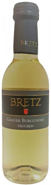 Grauer Burgunder Trocken Qualitätswein