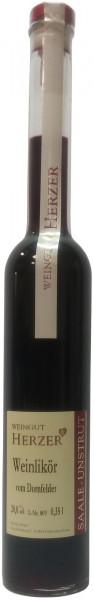 Weinlikör vom Dornfelder