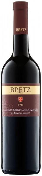 Cabernet Sauvignon & Merlot Trocken im Barrique gereift Qualitätswein