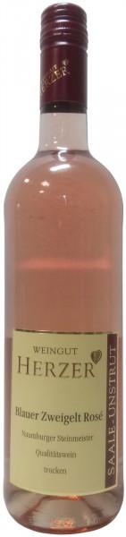 Blauer Zweigelt Rosé Qualitätswein