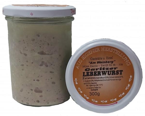 Garitzer Leberwurst