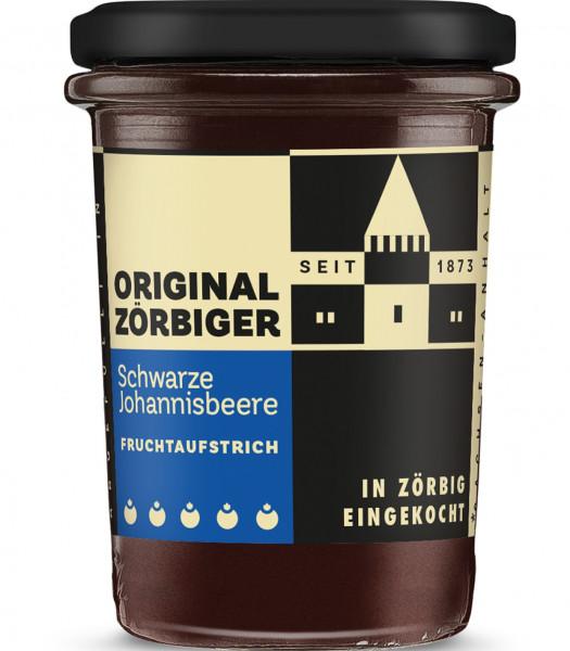 Original Zörbiger Schwarze Johannisbeere Fruchtaufstrich