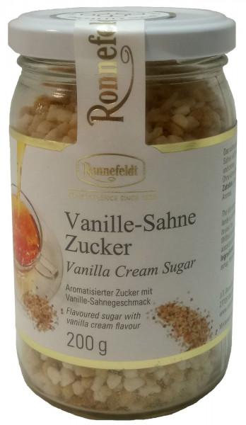 Ronnefeldt Vanille-Sahne Zucker