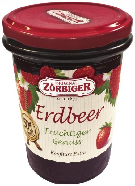 Original Zörbiger Erdbeer/ Konfitüre Extra