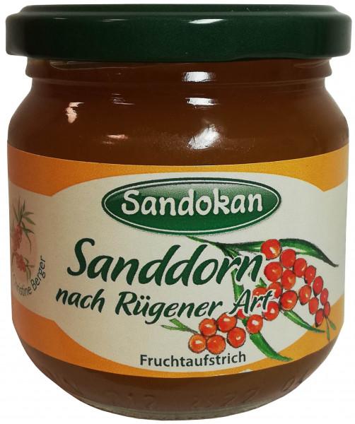Sanddorn nach Rügener Art/Fruchtaufstrich