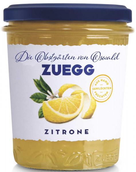 ZUEGG Zitrone feiner Fruchtaufstrich