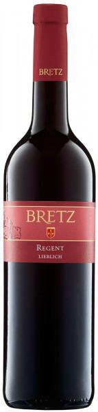 Regent Lieblich Qualitätswein